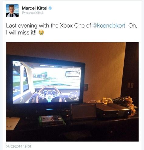 cav Kittel Xbox 1