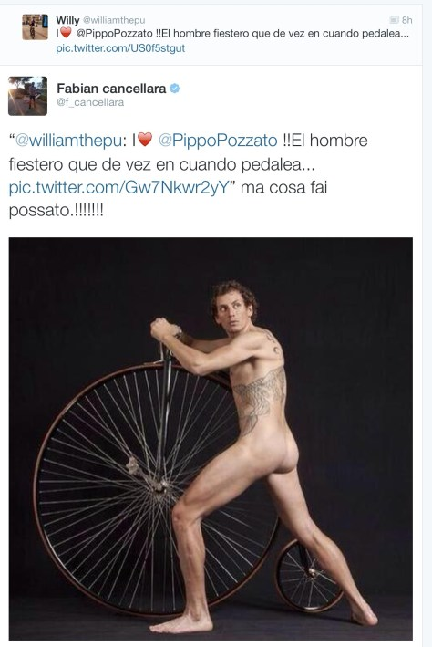 Pippo naked pic