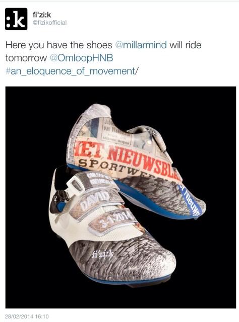 Millar shoes OHN
