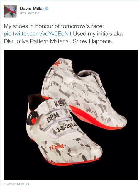 Millar shoes KBK