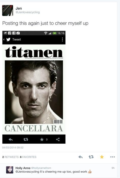 Cancellara titanen