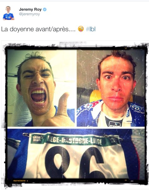 LBL Roy before after