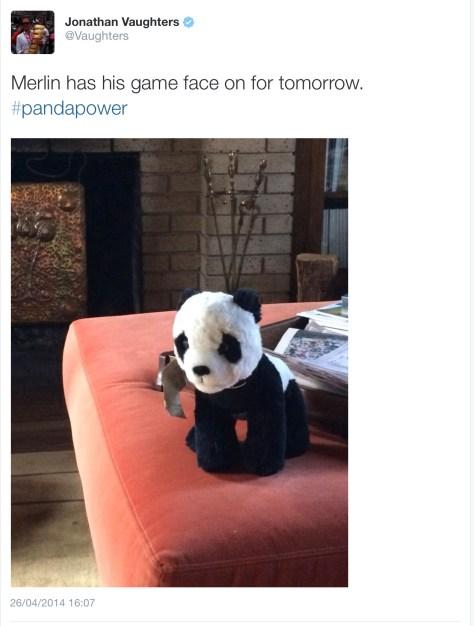 LBL preview panda