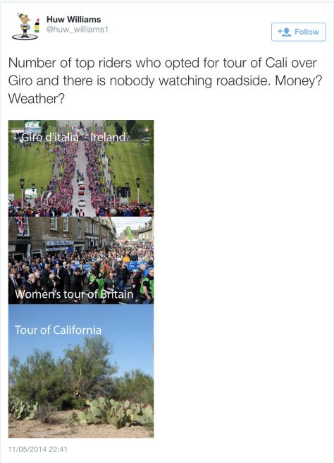Cali v Giro 2