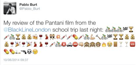 G Pantani emoji