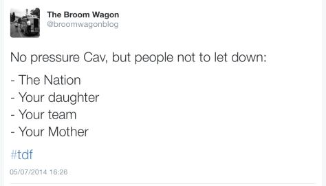 Cav pre crash