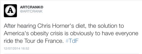 G Horner diet 1