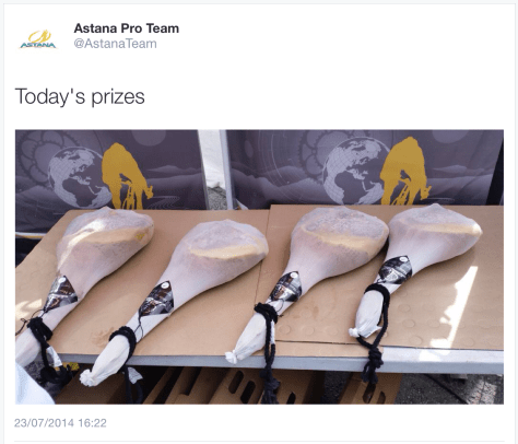 G prize meat