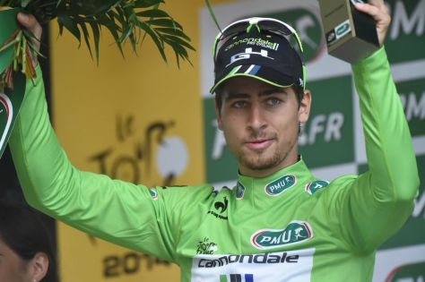 No stage wins, but Sagan was a model of consistency (Image: Presse Sports/B Papon)