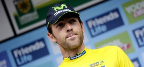 Dowsett's willingness to attack regularly earned him a day in yellow (Image: Tour of Britain website)