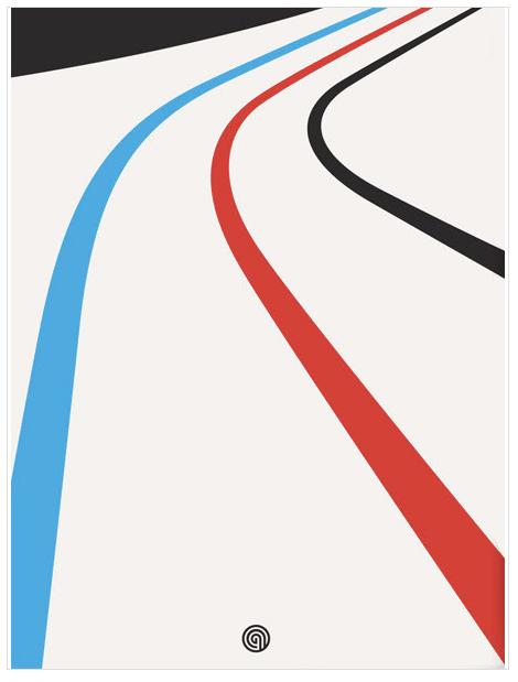 Velo - Ltd edition poster; emma Felton