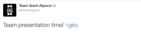 Giro Giant 1