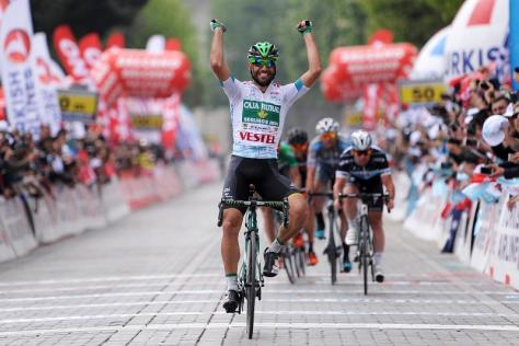 Mas Bonet steals the final stage from under the noses of the sprinters (Image: Tour of Turkey)