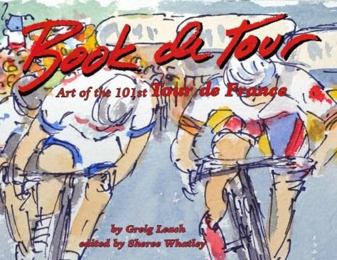 Book de Tour cover