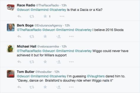 Wiggins Millar car 2