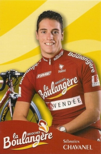 2003 Seb at Brioche La Boulangere (image: Cycling Archives)