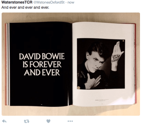 Last word Bowie
