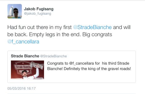 SB congrats Fuglsang