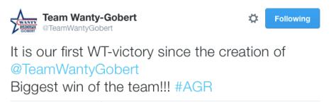 AGR Team Wanty Gobert