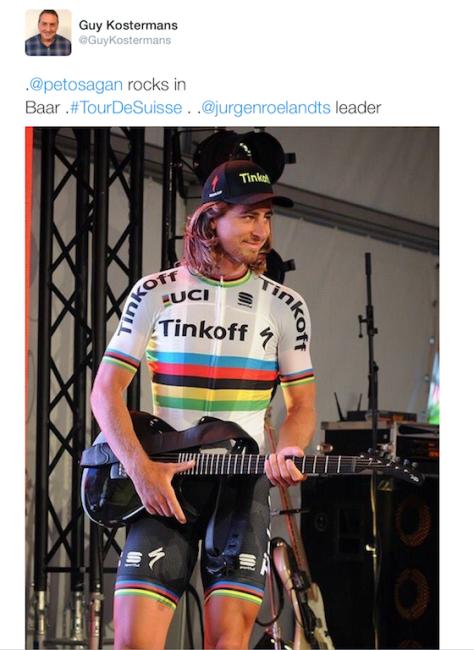 TdS Sagan guitar