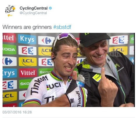 Sagan Oleg win