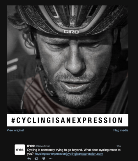 cyclingexpression