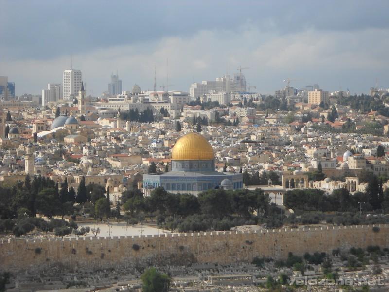 Izrael 2012 - relacja