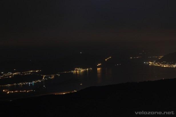 Widoki na Bokę Kotorską