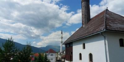 Meczety Plavu