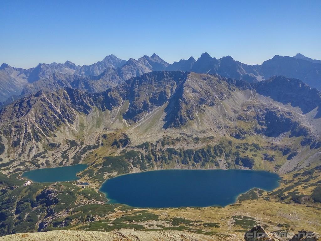 Tatrzański szczyt wszystkiego, czyli Rysy i Orla Perć