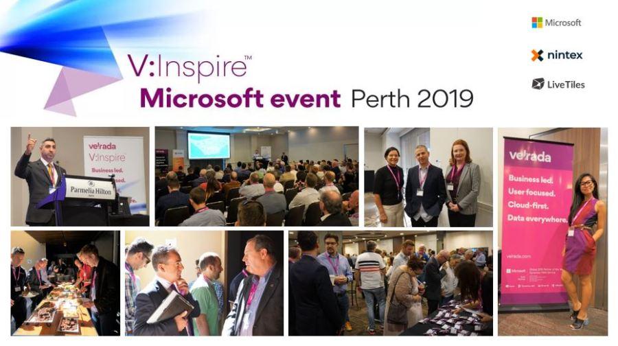 V:Inspire Perth 2019