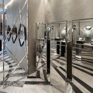 Akillis Opens New Boutique On rue Saint-Honoré