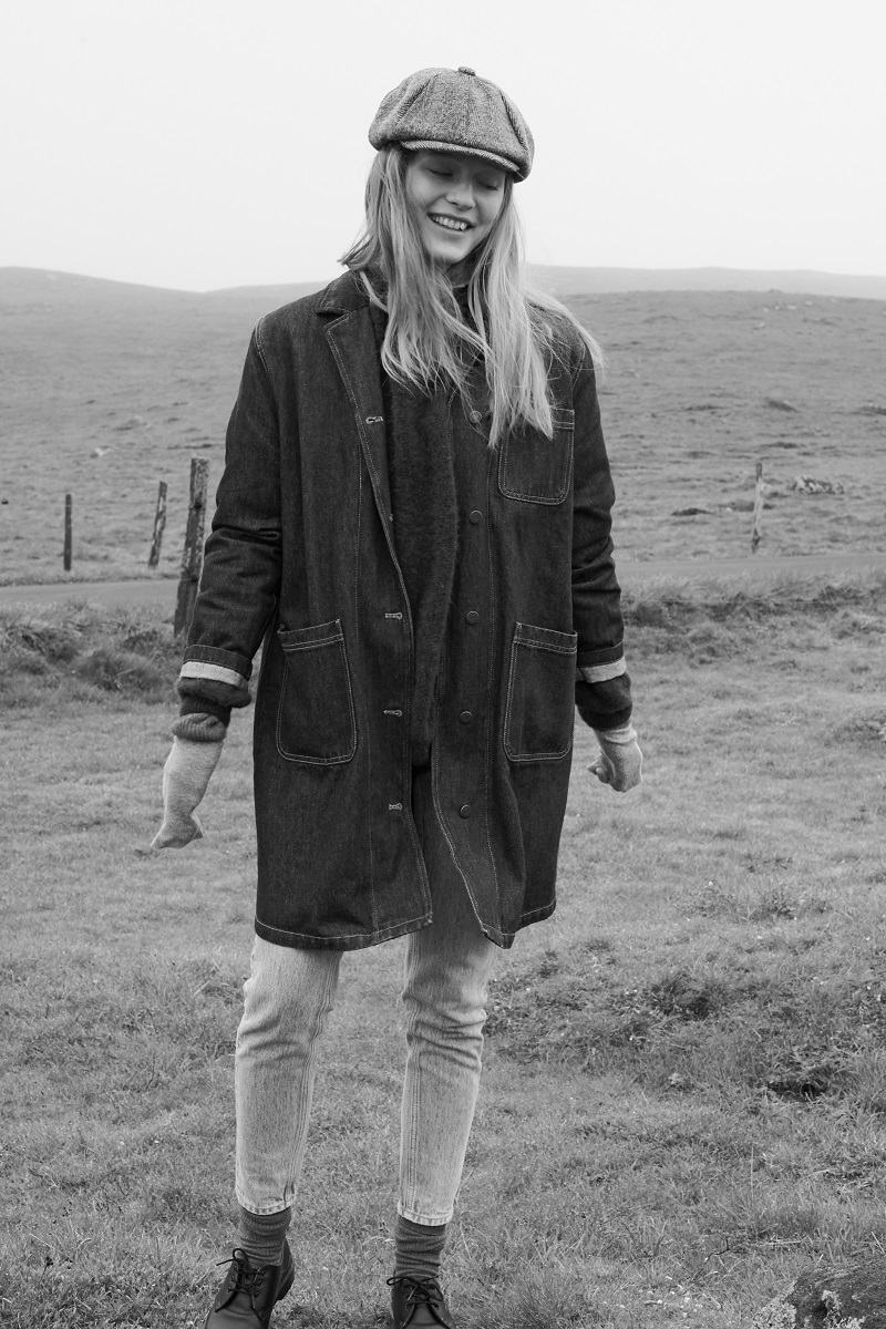 Natural Basics Elevated: American Vintage AW18 Collection