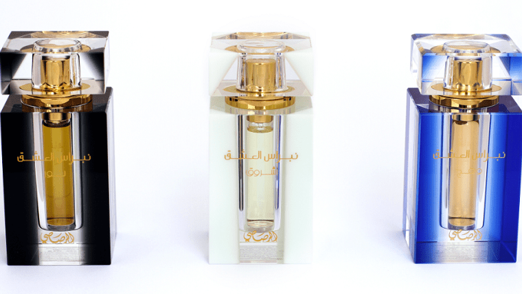 Rasasi Launches New Perfume Oils Inspired By The Luminosity Of Love