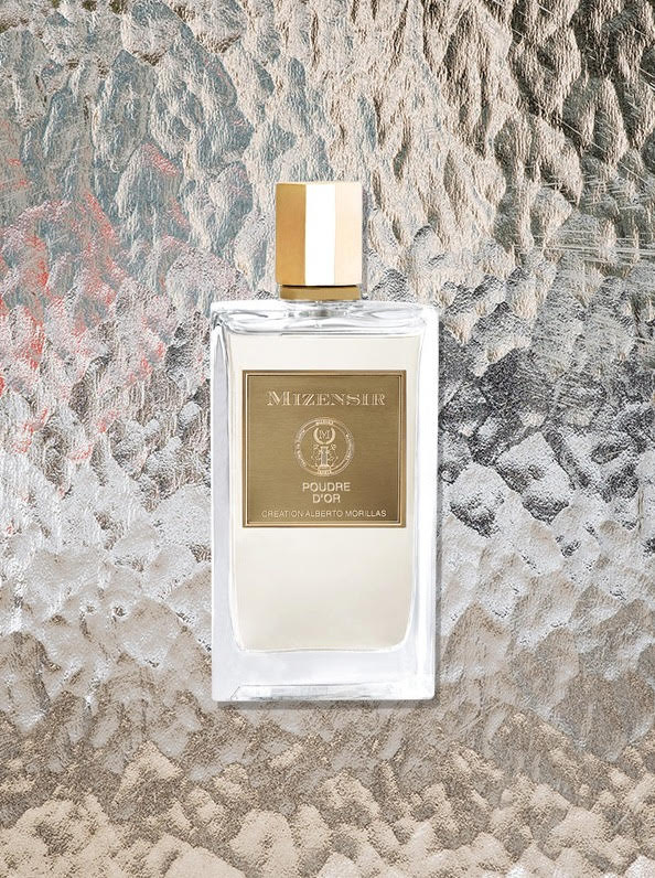 Poudre D'or from Mizensir Parfums