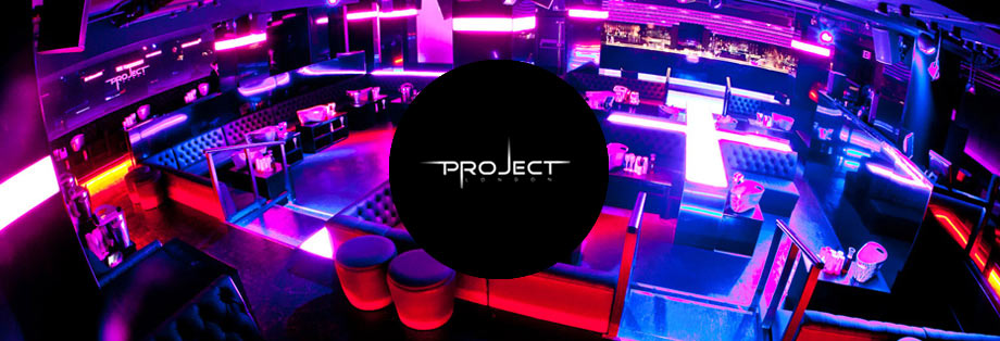 Project guestlist & Project Table Bookings