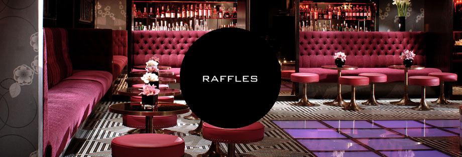 Raffles Chelsea Guestlist