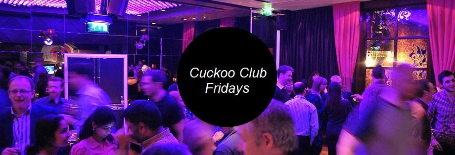 Cuckoo Club Guestlist Friday