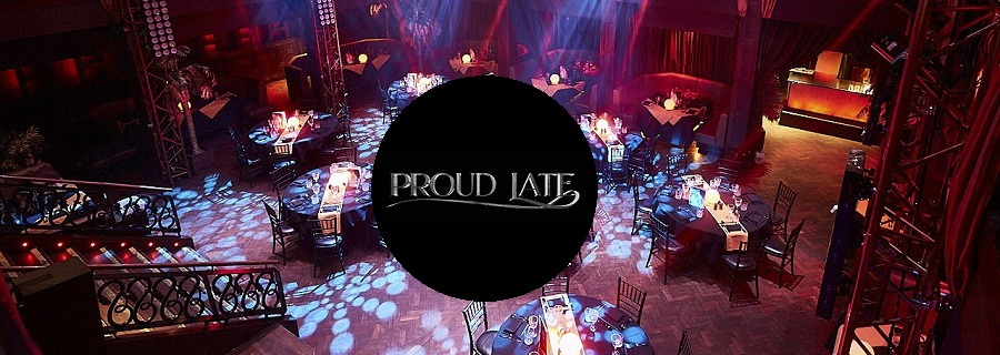 Proud Late Guestlist