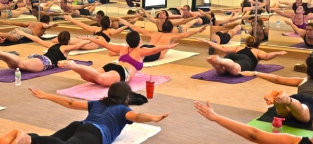 Risultati immagini per bikram yoga