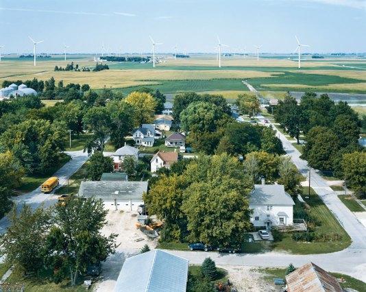 Century Wind Project, Blairsburg, Iowa, 2008