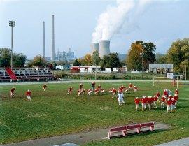 Poca High School and Amos Coal Power Plant, West Virginia, 2004