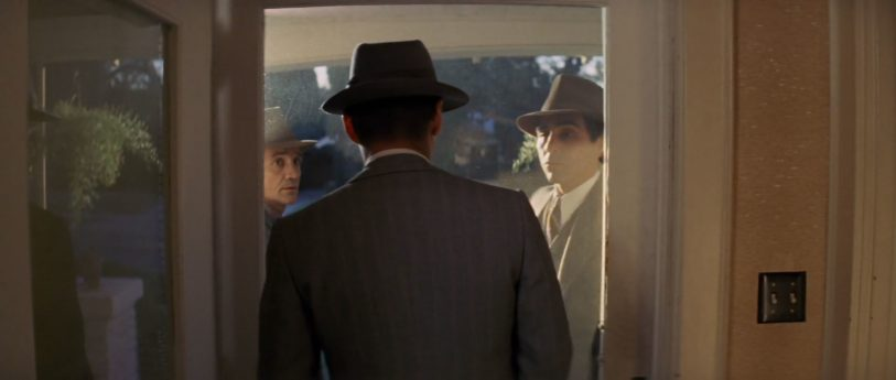 A Revisited Film Noir In Color With Chinatown Velvet Eyes