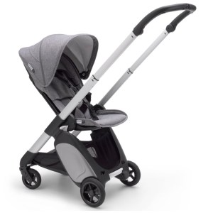 rent the Bugaboo Ant travel stroller in Singapore, in grey melange