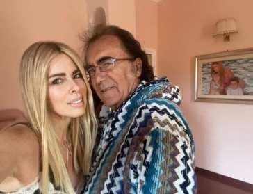 """Gossip News: Albano e Loredana: """"Voglio stare con lei altri 50 anni"""", Barbara d'Urso a Cologno Monzese"""