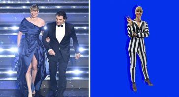 Da Italia's Got Talent a Sanremo: tutte i look di Federica Pellegrini in Rossorame