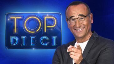 Ascolti tv: Top Dieci con Carlo Conti fa il 15,9% di share e vince la serata televisiva del 23 luglio
