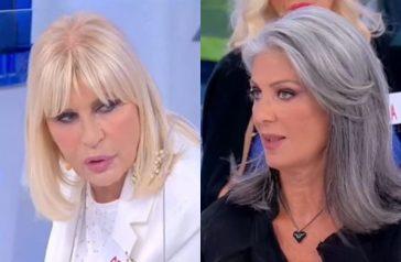 """""""Uomini e Donne"""", lite furiosa tra Gemma Galgani e Isabella Ricci: le 'rivali' al centro di una discussione [VIDEO]"""