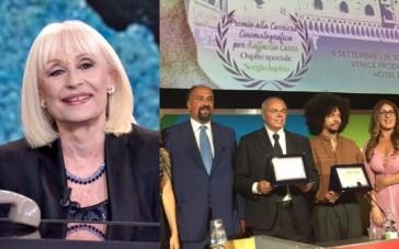 """Venezia78, premio a Raffaella Carrà, Sergio Iapino: """"Riusciva ad arrivare dritta al cuore della gente"""" [VIDEO]"""