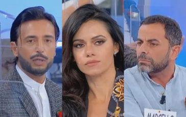 """""""Uomini e Donne"""", Marika e Marcello al centro studio: Armando Incarnato sbotta"""